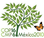 cancun climate talks logo